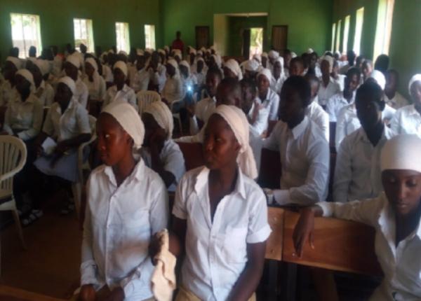 School Graduate's Workshop – Zonkwa, Nigeria