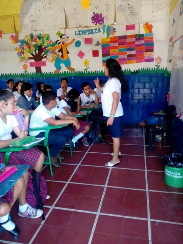 Training of Volunteers - Guatemala