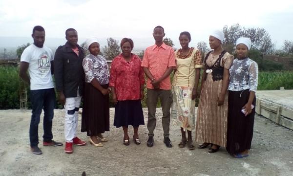 AGAPE Church Trainees – Nakuru, Kenya