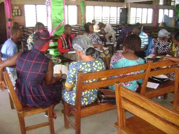 Camp Leaders Training - Benin