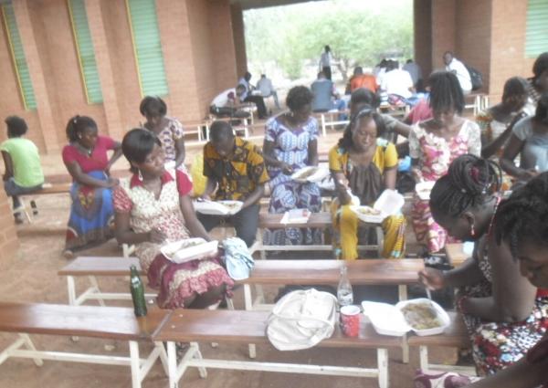 Sunday School Teachers' Training – Burkina Faso