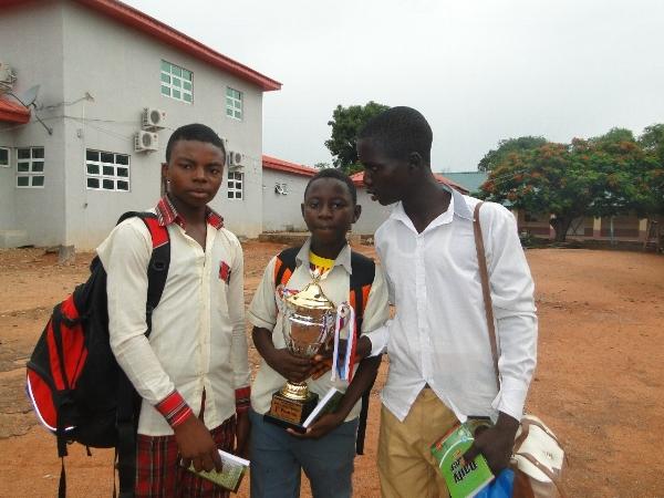 Bible Quiz Competition Winners – Kaduna, Nigeria