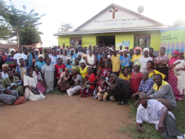 Positive Parenting Seminar Participants - Uganda