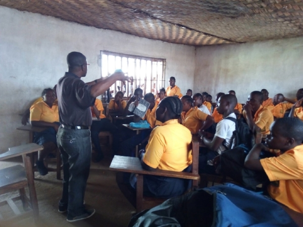 Peer Club – Buchanan, Liberia