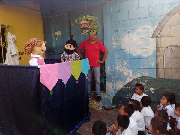 Puppetry - Guatemala