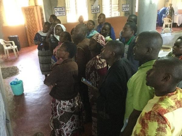 Life-skills Training – Cameroun
