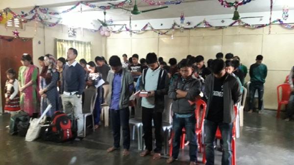 The Christmas Celebration - Bangladesh