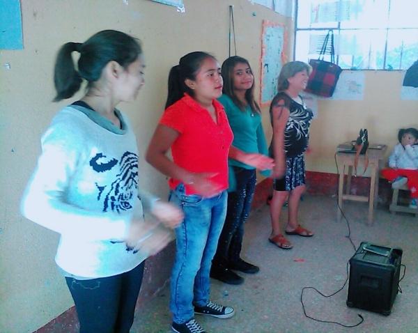 School Activity - Guatemala