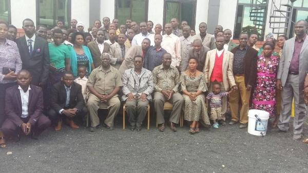 Some of the Participants at Pastors and Wives' Seminar - Tanzania