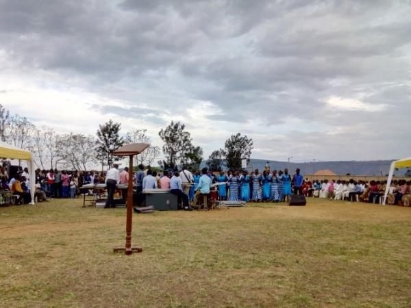 Evangelistic Activity – Runda, Rwanda