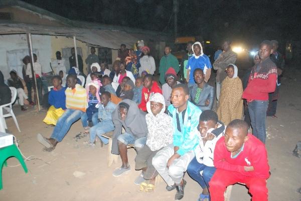 Street Film Show – Kaduna, Nigeria