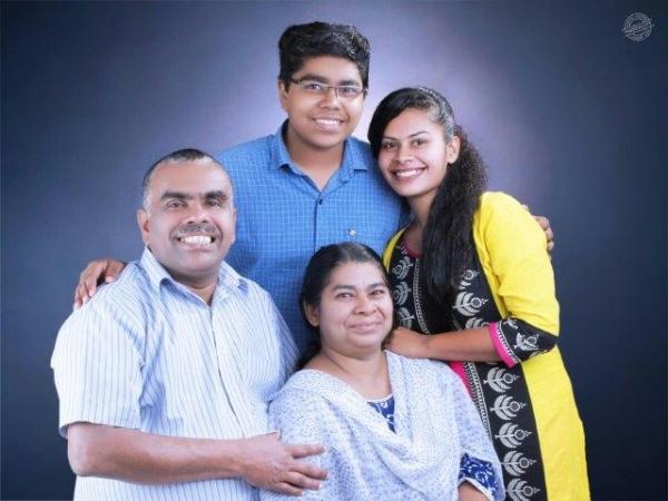Shankar and Family - India