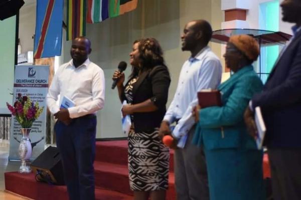 Launching of Daily Guide - Zambia