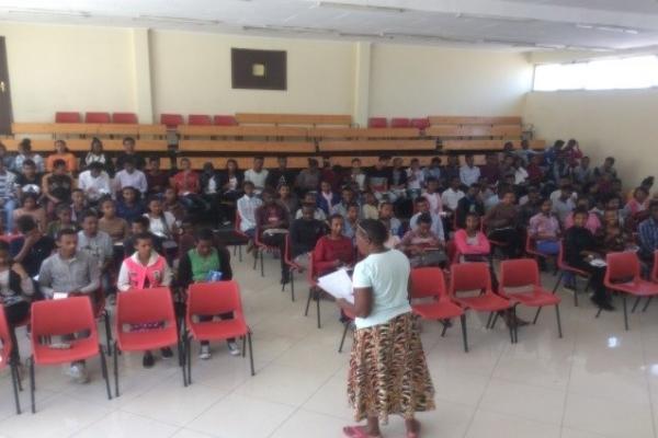 Leadership Training – Addis Ababa, Ethiopia