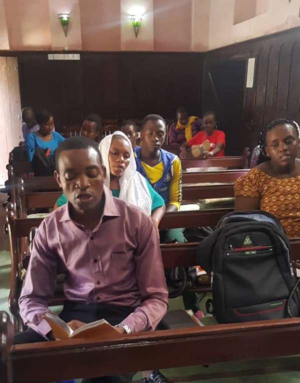 Sunday School Teachers' Training – Tanzania