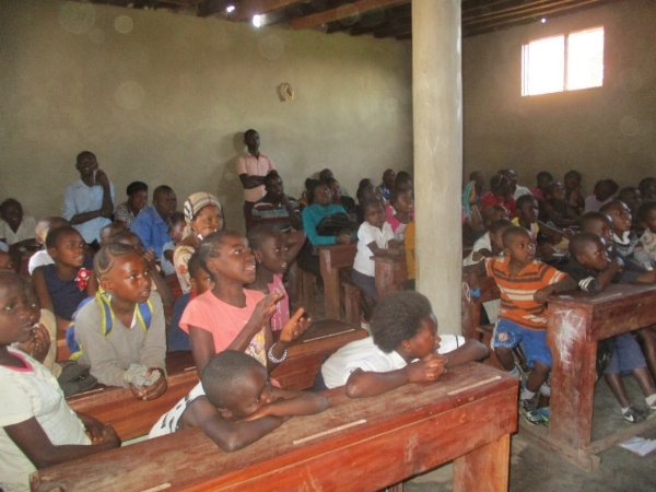 Bible Club in Session – Congo DR