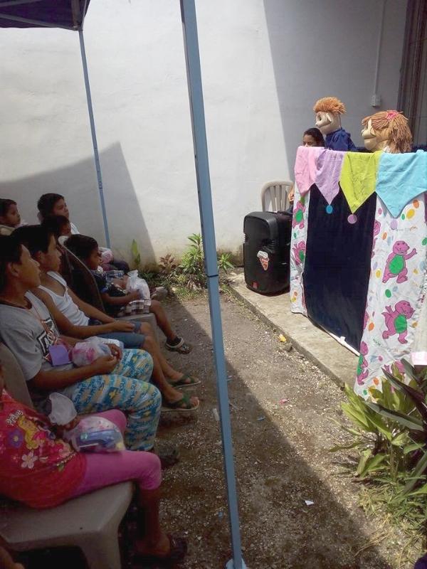 Puppet Show - Guatemala