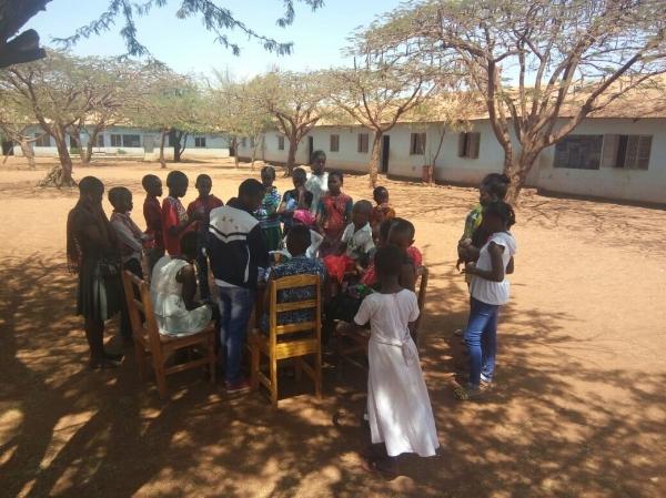 Vacation Bible School - Kenya