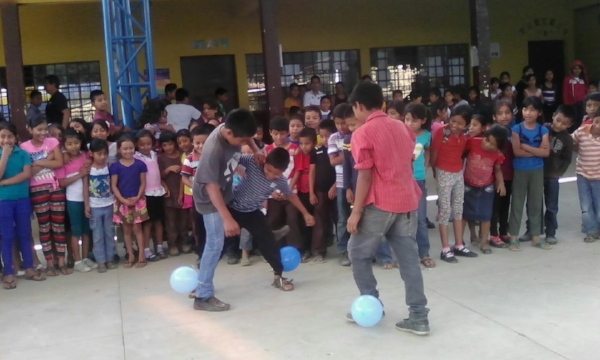Bible Club – Guatemala