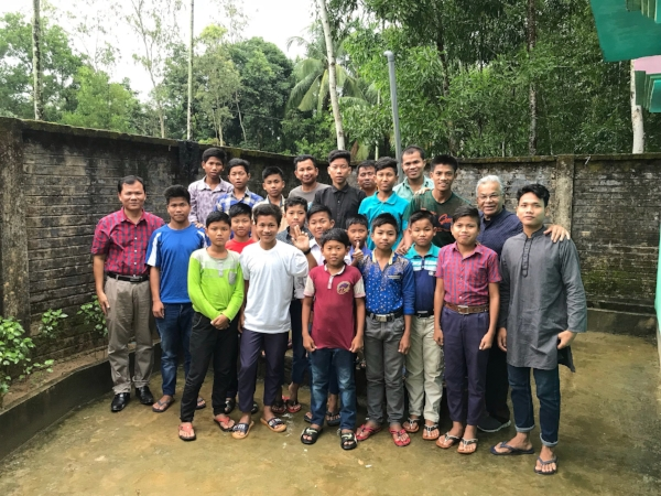 CBI Students – Bangladesh