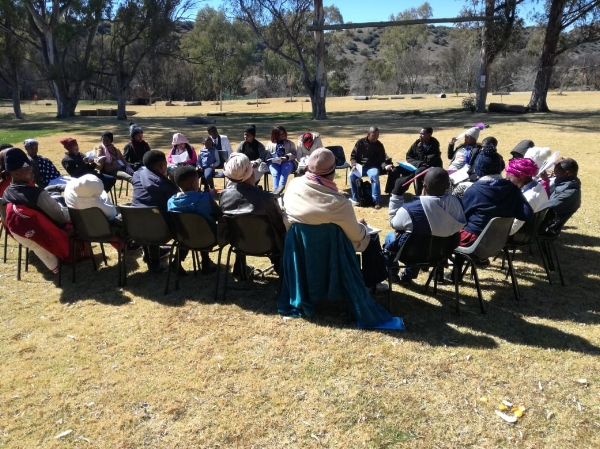 """""""Small"""" Group Discussion at National Conference – South Africa"""