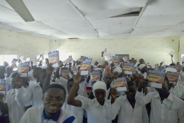 Evangelistic Outreach – Mubi, Nigeria