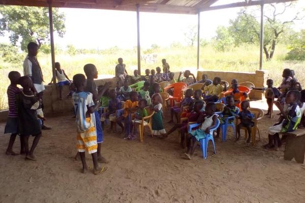 Bible Club – Kanakulai, Ghana
