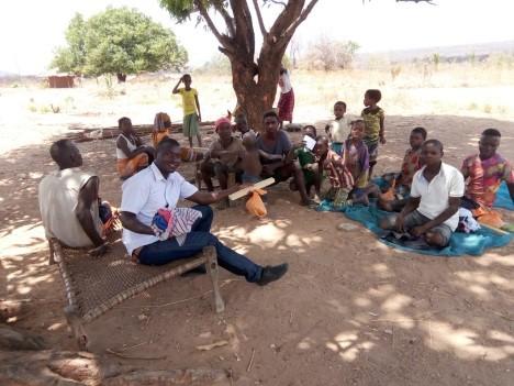 Evangelism Training - Mozambique