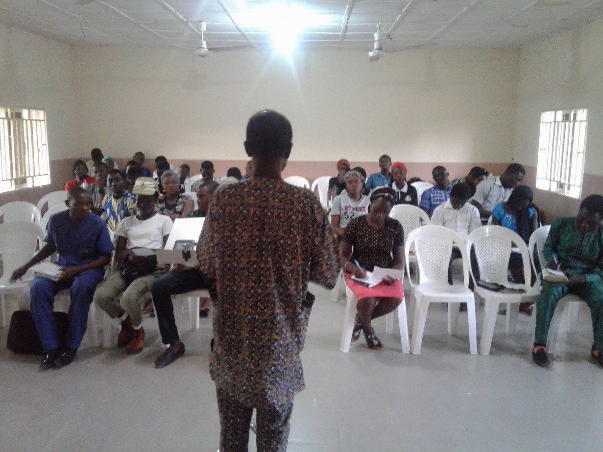 Bible Training Weekend – Yola, Nigeria