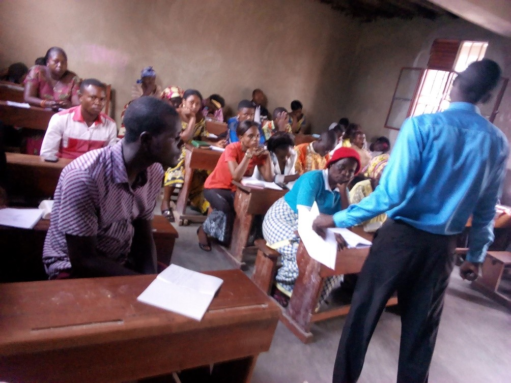 Sunday School Teachers' Training – Congo DR