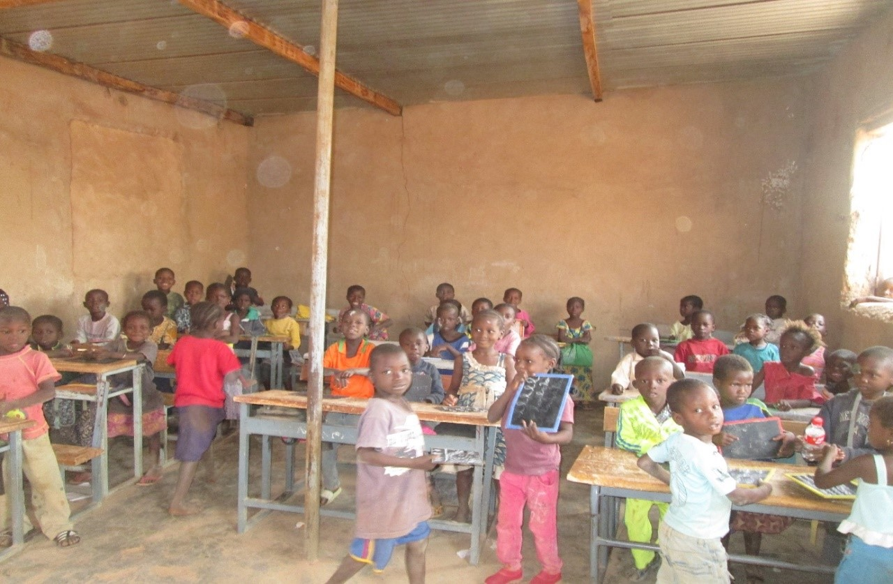 Bible Club – Ouagadougou