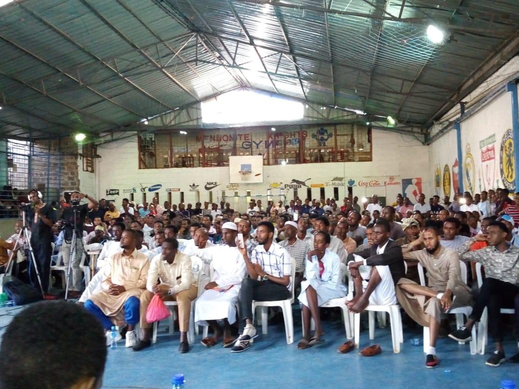 Muslim-Christian Debate – Eastleigh, Nairobi, Kenya