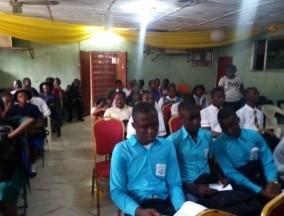 Handing Over Program – Sierra Leone