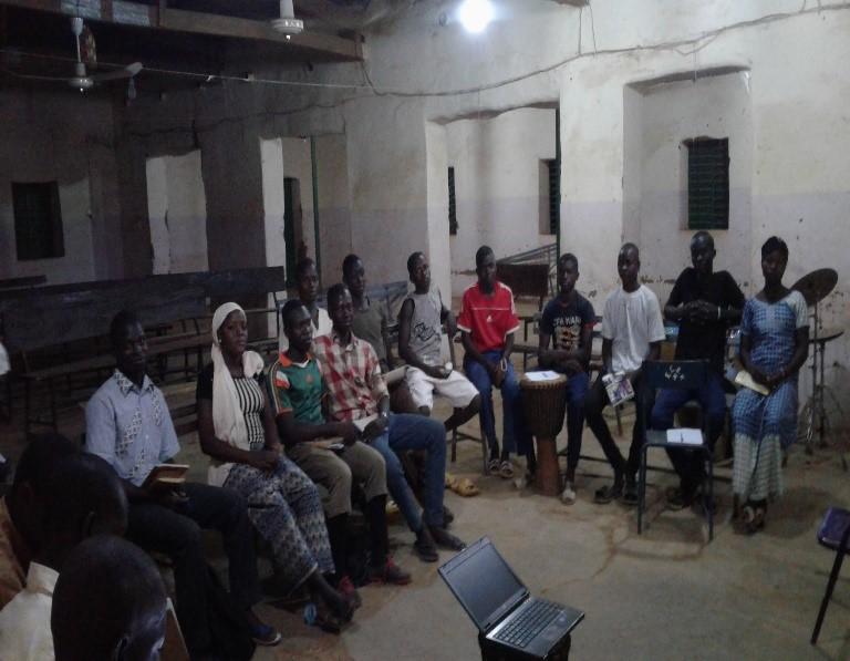 Bible Study Method Training Participants – Koro, Mali