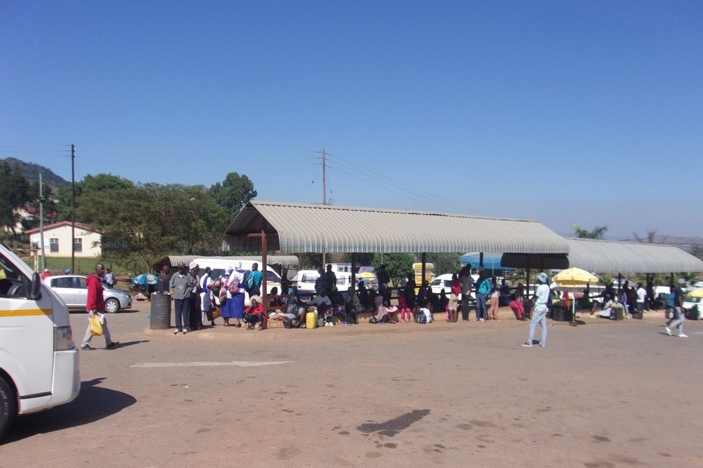 Mankayane Open-Air Outreach - Eswatini