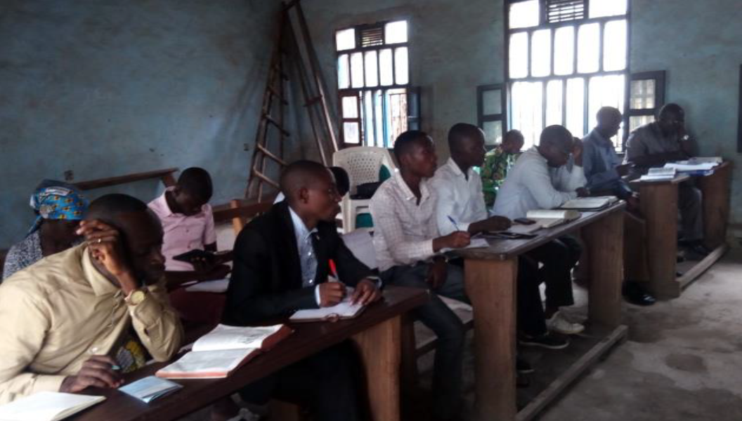 Bible Study Leaders' Training – Congo DR