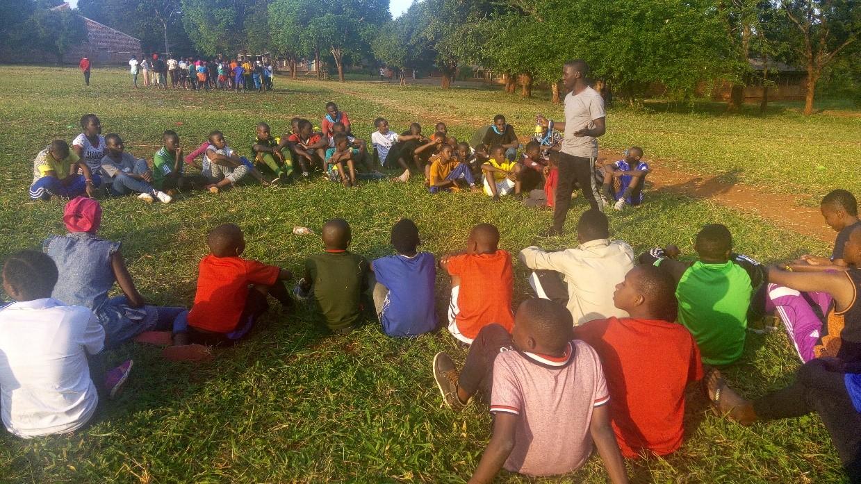 Children's Camp - Morogoro, Tanzania