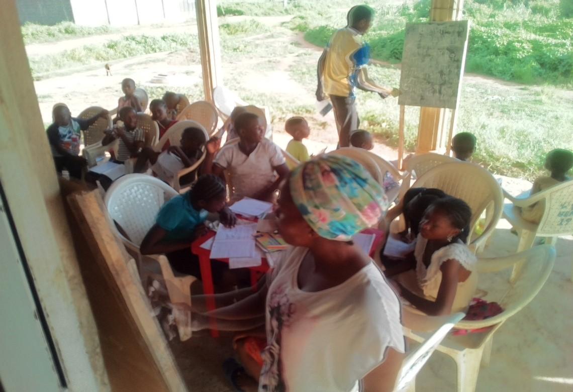 Life-skills Readers' Club – Benue, Nigeria