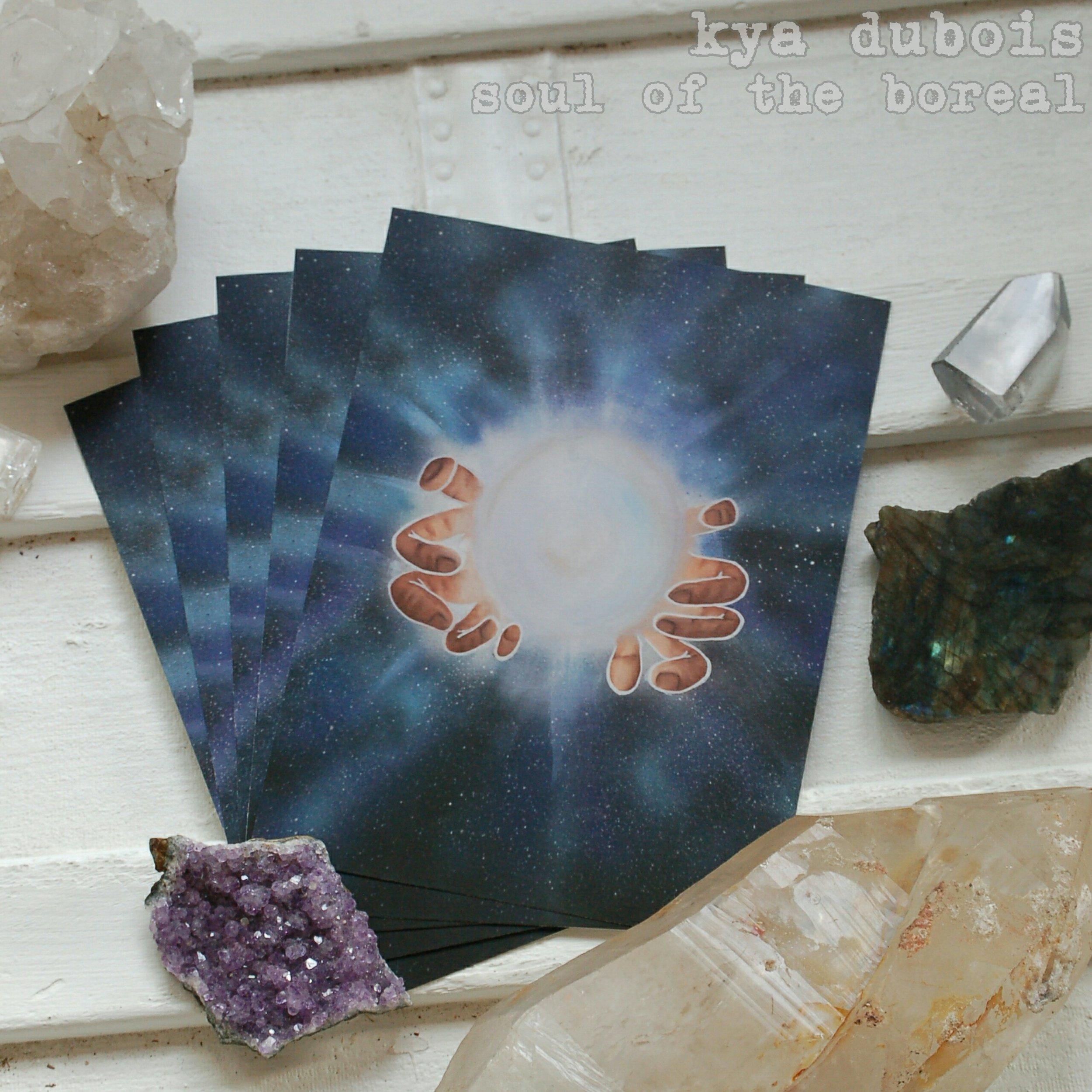 """""""Healing Hands"""" - Prints $5"""