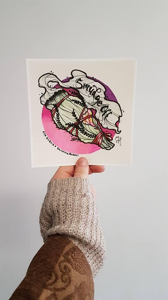 """Smudge Off"" - Prints $10"