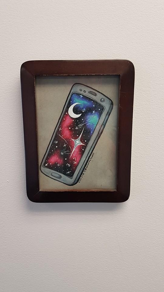 """Galaxy Phone"""