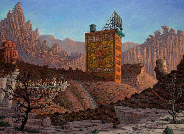 """""""Conquistadors"""" 60 x 72"""" (sold)"""