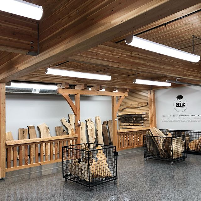 Some exiting news, We have a new show space at @superiorlumber new location . They just opened there amazing new shop with so much cool stuff going on. Come on down to check them out and support local business. there is a huge selection of of live edge slabs just waiting for your next projects #supportlocal #passion #firbeams #liveedgeslabs #somuchmore