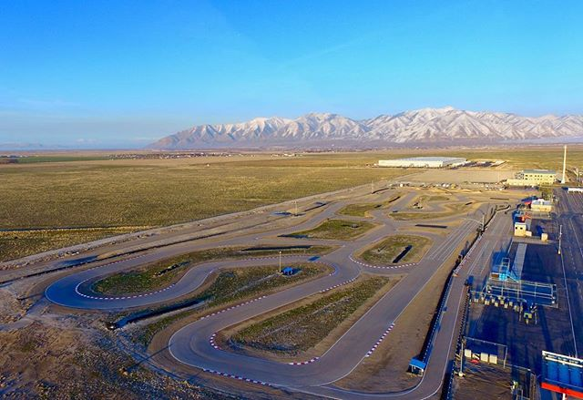 Let's drive. Test and tune tomorrow (Saturday) from 10 am to 2 pm @utahmotorsportscampus  #karting