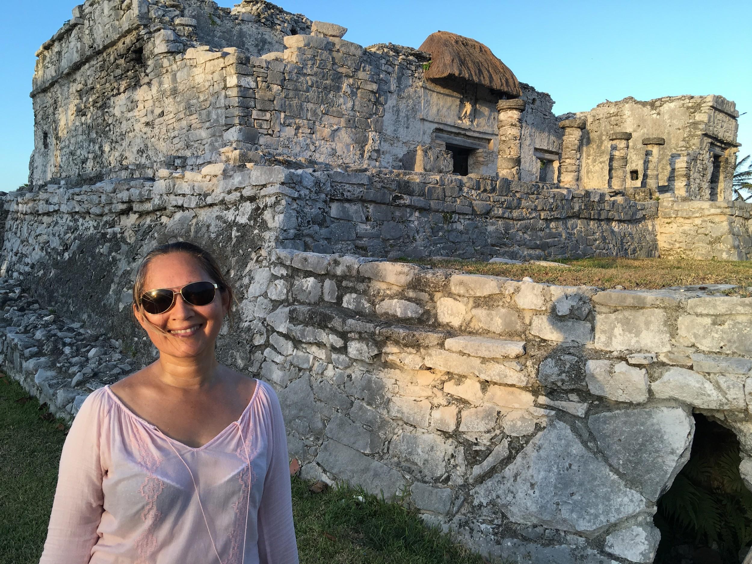 Amira at Tulum.