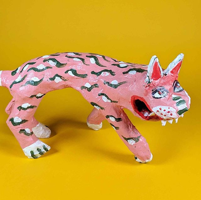 Learn how to create your own paper-mache animal sculpture in this 2 part workshop with Featured Artist, Miranda Cohen! You'll turn drawings into armatures and learn how to paint and seal your own unique creature! Workshops are on 6/13 and 6/20. Grab your tickets at hivearts.org/events/cohen