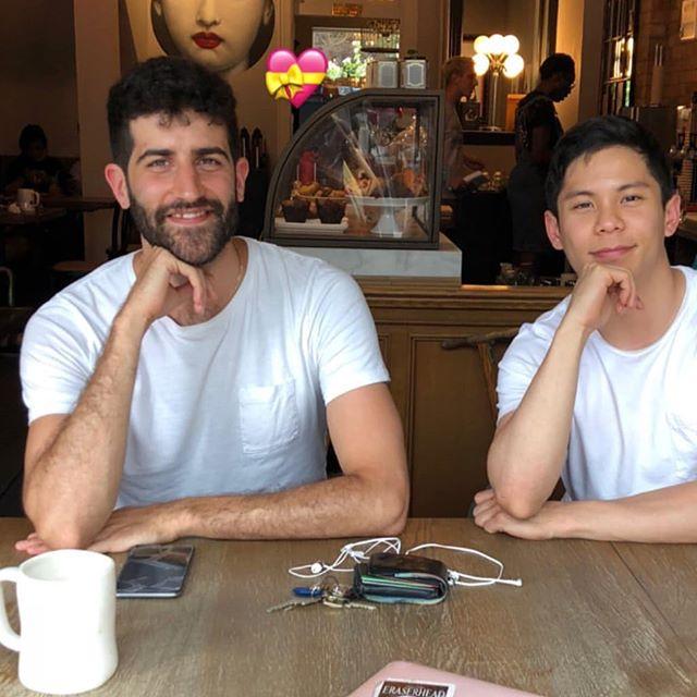 Cafe twins