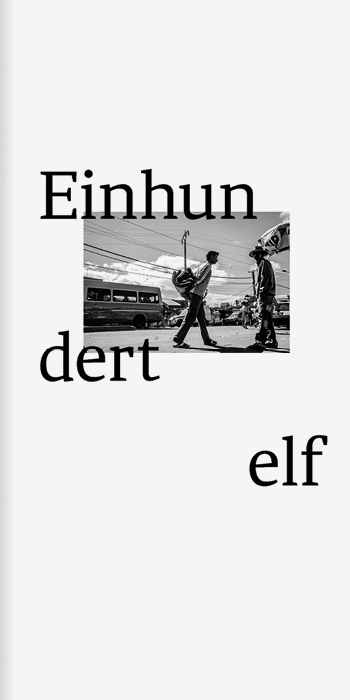 EInhundertelf minimag Issue 1