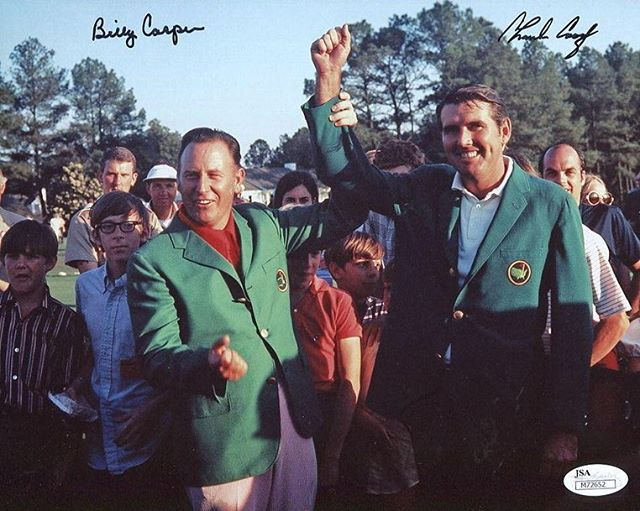 It's Masters week! It doesn't get any bigger in the golf world than the Masters so we had to have 1971 Masters Champion Charles Coody come on the studio and talk a little golf! Visit our website or listen to the great interview on iTunes! Get those Masters feels by starting your week off with us! . . . #doxnjox #sportsmedicine #askdrdan #podcasts #sportspodcasts #themasters #golf