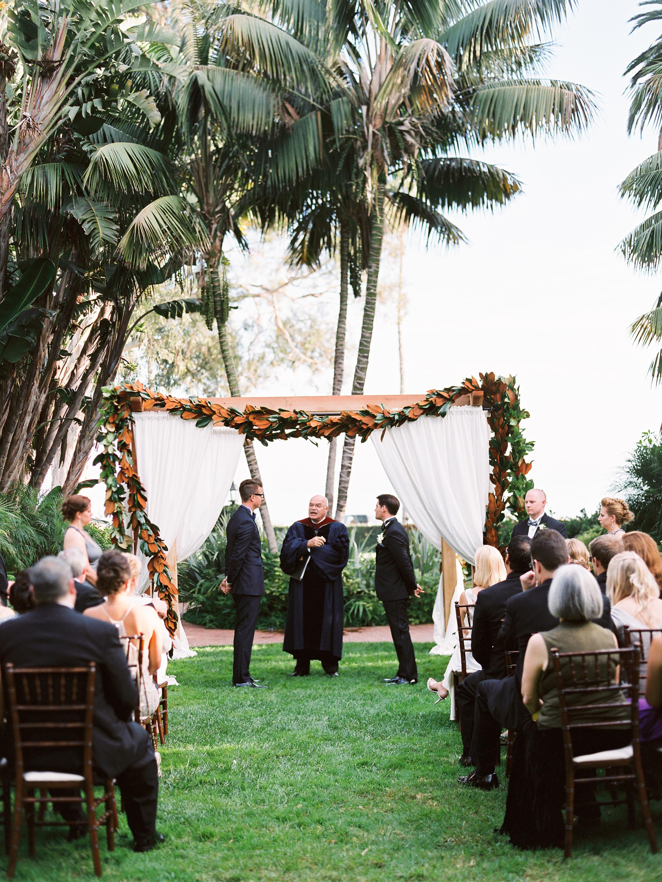 magnoliaeventdesign.com | Four Seasons Resort The Biltmore Santa Barbara Wedding Photographed by Linda Chaja | Magnolia Event Design